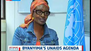 Byanyima's UNAIDS agenda | Bottomline Africa