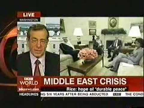 Ziad Asali on the BBC World News | The American Task Force