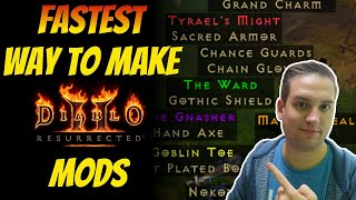 Fastest Way To Mod Diablo 2 Resurrected