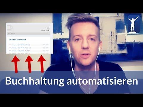 So automatisierst Du Deine Buchhaltung (Business Tipps)