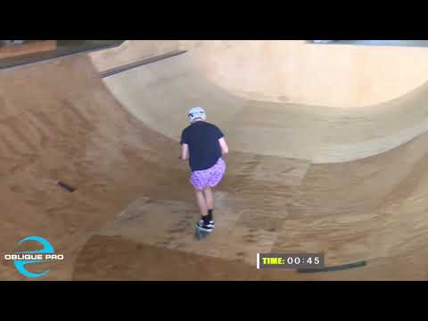 Zack Martin - ASA Australia Scooter Finals Open (Boys/Mens)