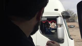 •NÉSTOR EL HINCHA: CAMIONERO•  rodriguezgalati #MisaCochina