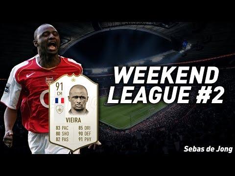 FIFA 19 WEEKEND LEAGUE TWEEDE SET POTTEN!! Sebas de Jong AlleenMaarGezelligheid