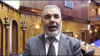 وكيل وزارة الصحة الدكتور صالح عبد الله هدية في اختتام ورشة عمل عن التعليم الطبي من الاعتماد المحلي إلى الاعتراف الدولي