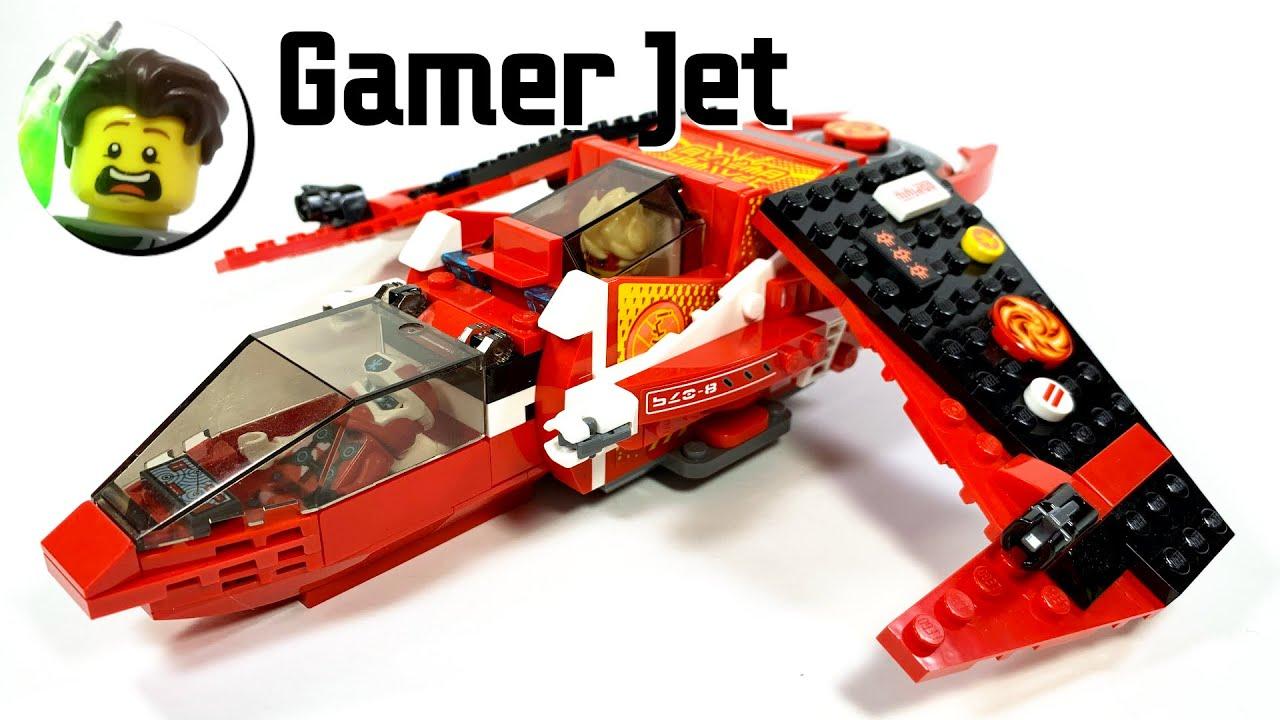 LEGO Ninjago Kai's Gamer Jet