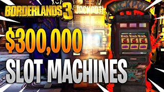 $300,000 Every 10 SECONDS **NEW FASTEST METHOD** ON BORDERLANDS 3! (Slot Machine Method)