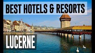 Hotel Central Luzern, Switzerland