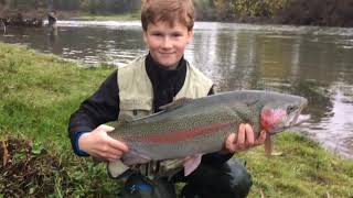 IFISH Monster Rainbow Trout