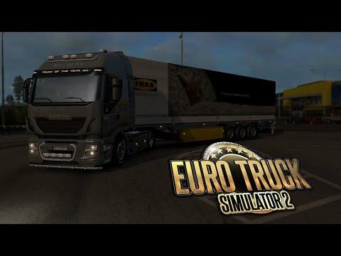 По-дълъг курс плс :/ (тайно имам фейскам) - Euro Truck Simulator 2 [#2]