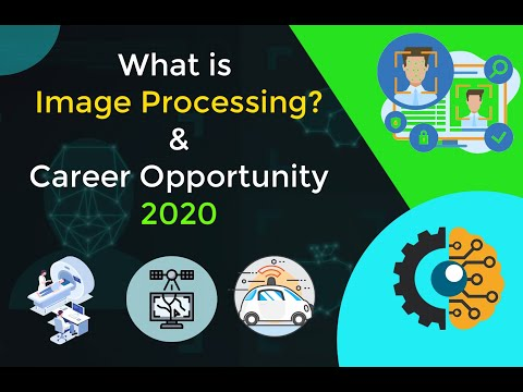 What is Image Processing?   Career Opportunities of Image Processing in 2020.