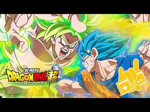 Dragon Ball Super Movie  - Kakarot Vs Broly   Epic Rock Cover