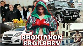 Shohjahon Ergashev - Biografiyasi, Oilasi, Mashinalari, Dachasi va Do