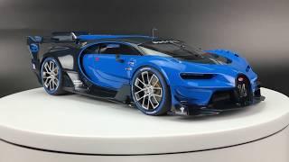 AUTOart Bugatti Vision Gran Turismo