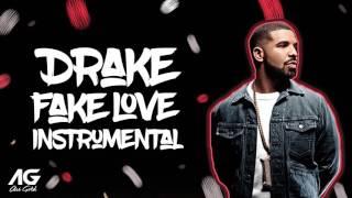 Download Video Drake - Fake Love Instrumental