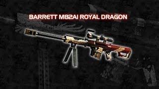 ☆ Clip quay Barrett M82A1 Royal Dragon của *»..Pïñö..Â...