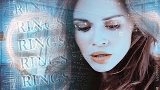❖ Lydia Martin | 7 Rings.