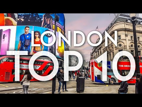 TOP 10 things to do in London 2018