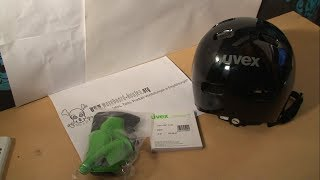 Produkttest - Uvex Schutzhelm/Waveboardhelm HLMT 5 Bike im Test❗❗❗