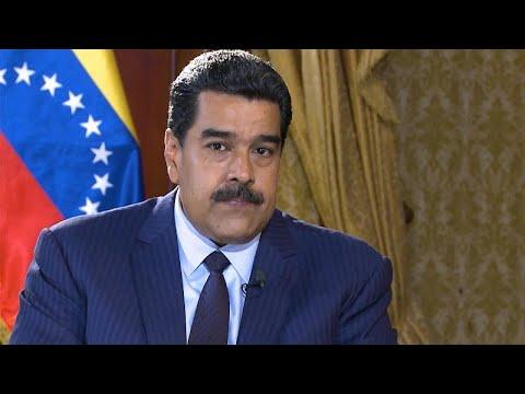 Νικολάς Μαδούρο: «Μοναδικός στόχος των ΗΠΑ… να μας καταστρέψουν»…
