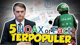 HOAX OR FACT: Presiden Italia Menangis karena Virus Corona hingga Ojol Dapat Pinjaman Rp2 Juta?