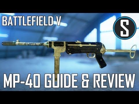 Battlefield 5 Weapon Review: MP-40 - Shadox