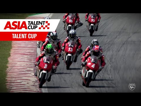Highlights Race 2 - Round 3 - Idemitsu Asia Talent Cup - Sepang International Circuit