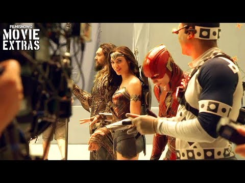 Go Behind the Scenes of Justice League (2017)