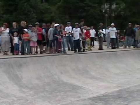 Toledo Skatepark Opening Day