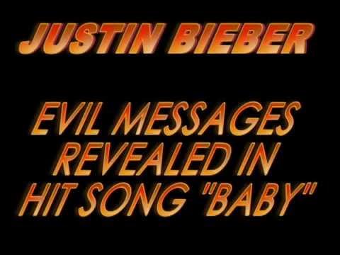 Justin Bieber ILLUMINATI Baby EVIL MESSAGES REVEALED