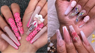 #30 Awesome Acrylic Nail Designs ✨💅 The Best Acrylic Nail Art Designs Compilation
