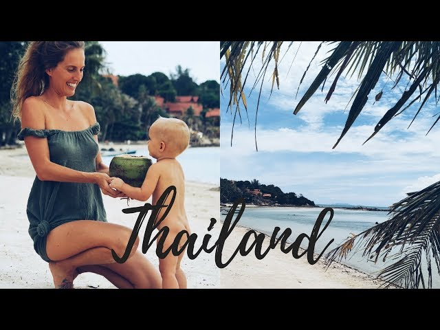 A Day In The Life Of Full Time Traveling Family Thailand Vlog