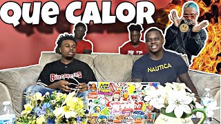 Major Lazer   Que Calor (feat. J Balvin & El Alfa)*REACTION*