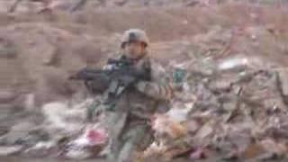 brave little soldier