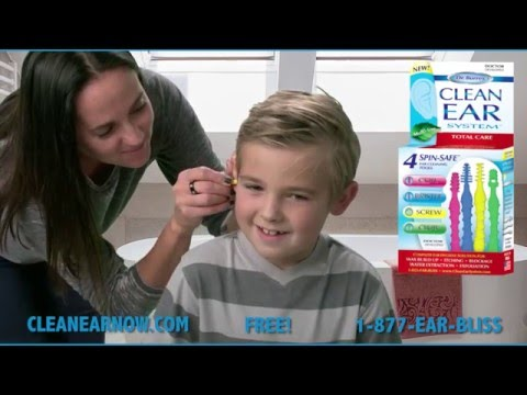 Free ear cleaning tools by Dr Burres-  It's a NO BRAINER