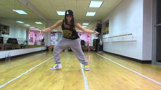 My Chick Bad choreography