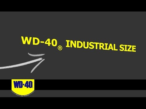 How To Tackle Big Jobs With WD-40® Industrial Size