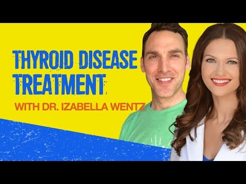 Video Healing the Root Causes of Thyroid Disease - Dr. Izabella Wentz