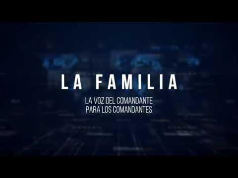 La voz del Comandante Ref La Familia