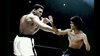 Мохаммед Али: реальный бой, нокауты, тренировки