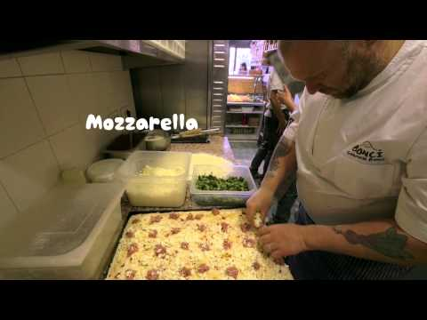 Inside The Kitchen Of The Best Pizza Place In Rome