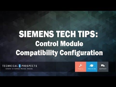 Control Module Compatibility Configuration