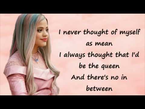 Queen of Mean - Sarah Jeffery | Descendants 3