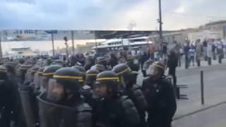 Sturdy Fighters в Марселе