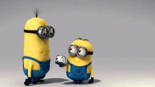 Minions Cow Cup