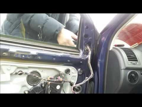 Spiegel wechseln - VW Polo IV