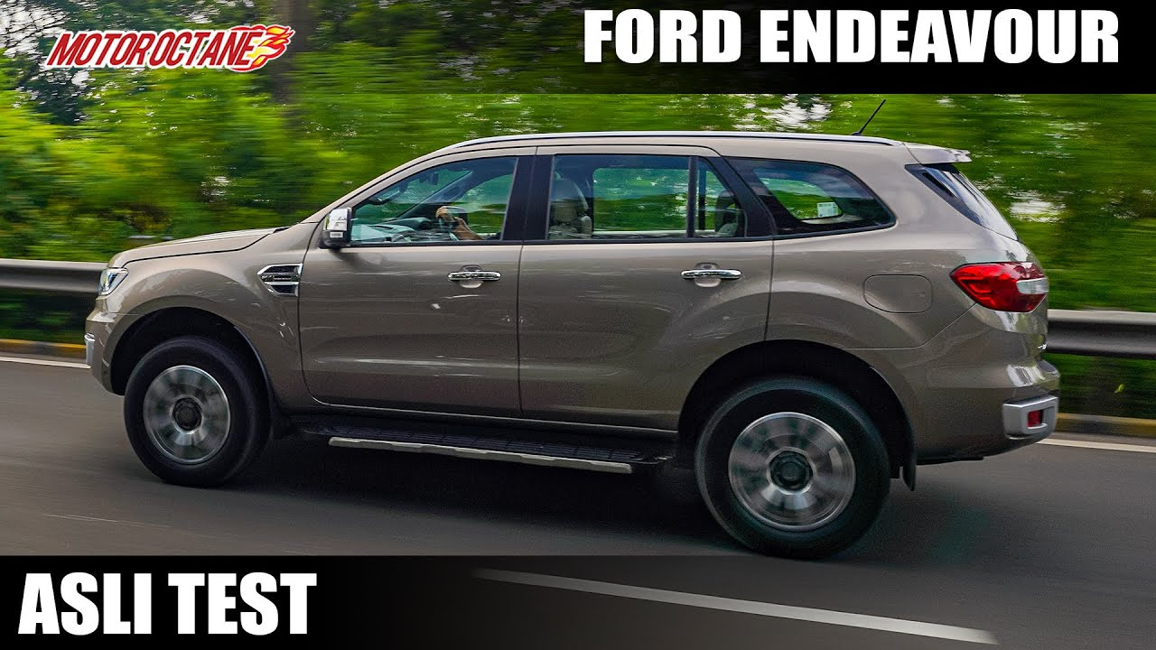 Motoroctane Youtube Video - Ford Endeavour ka Asli Test - Practical hai kya?