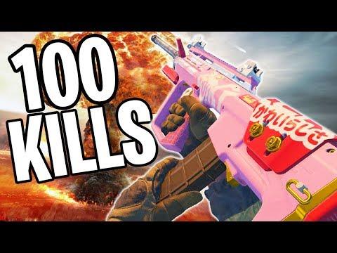 THE 100 KILL GAME... FINALLY.