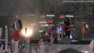 The Prodigy, The Prodigy - Omen\Warrior's Dance (Maxidrom 2011)