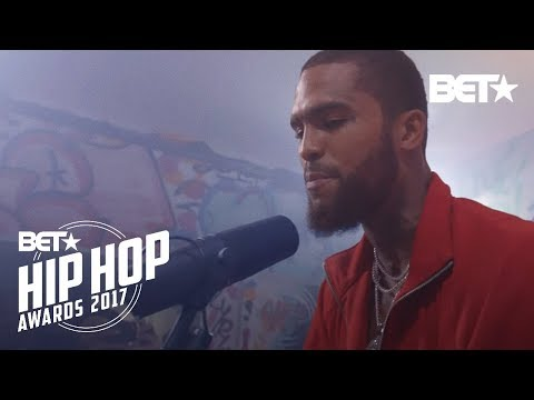 Dave East BET Hip Hop Awards 2017 Instabooth Freestyle