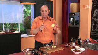Принципы приготовления салатов с говядиной